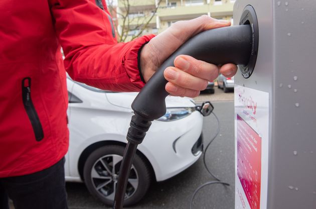 In Sweden, gas pump labels will highlight electric vehicle chargers as a greener