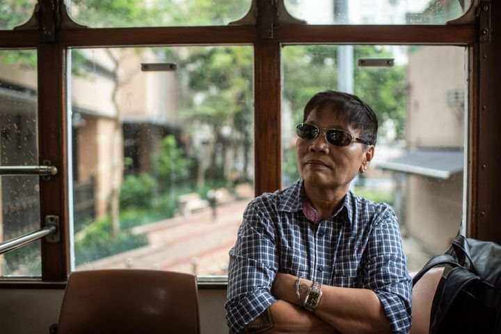 As a transgender pastor of a Hong Kong church that welcomes everyone, Marrz Balaoro wants to conduct religious marriage cerem