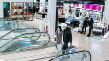 Den Großen Kaufhäusern Shutter-Bundesweit