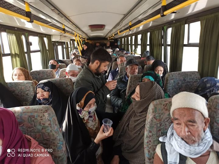 More than 700 Indian pilgrims have been stuck in Iran for over two weeks.