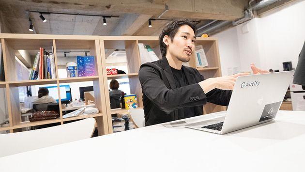 近澤 良日本、シンガポール、アメリカにて10年以上ソフトウェア開発に従事。2016年、オーティファイをアメリカで創業。2019年2月、アメリカのトップアクセラレーター『Alchemist