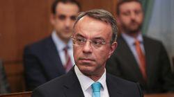 Σταϊκούρας: Στα 3,8 δισ. ευρώ η νέα δέσμη οικονομικών μέτρων για την αντιμετώπιση των συνεπειών του
