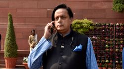 Shashi Tharoor's Photo Of Breakfast With MPs Has Left Twitter