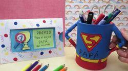 11 ideas de regalos originales para hacer con tus hijos en casa y sorprender en el Día del