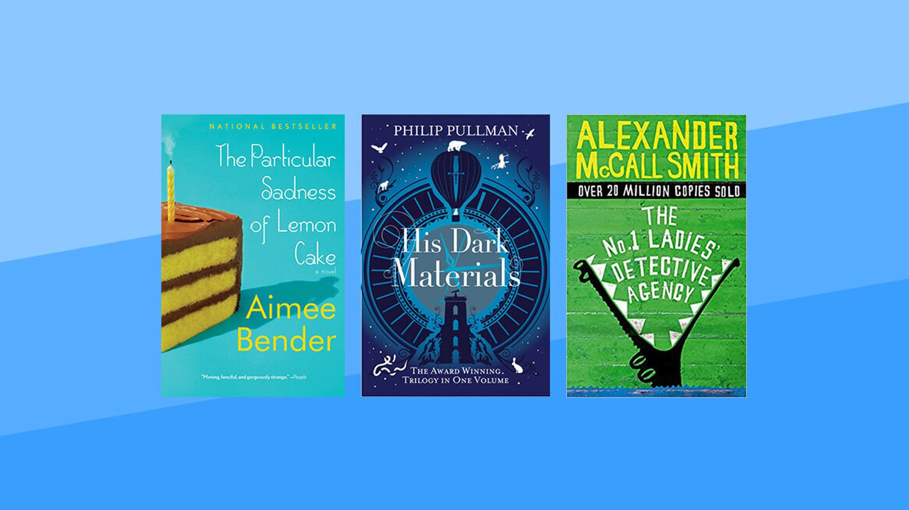 The 12 Best Books To Read If You're Looking For Escape