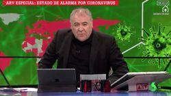 Ferreras destaca en 'Al Rojo Vivo' cómo ha ido un diputado de Vox al