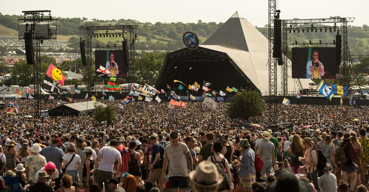 Glastonbury Festival Cancelled For Second Year Running Due To Coronavirus Pandemic