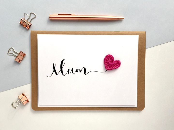 Mother's Day Card, Etsy, £3.50