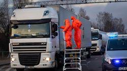 Κορονοϊός: Συνωστισμοί στα σύνορα ανά την