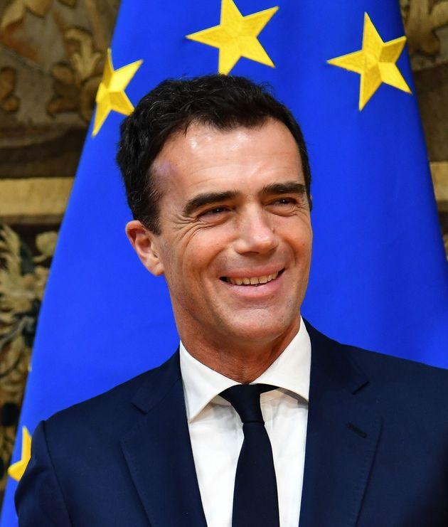 Sandro Gozi, eurodeputato Renew
