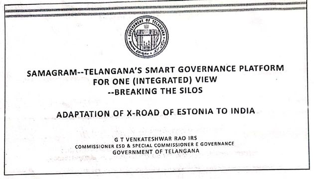 EXCLUSIVE: Telangana Offered Its Own 360 Degree Citizen Tracking System To Modi