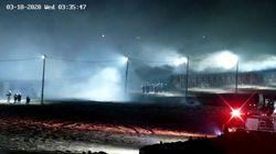 Έβρος: Τούρκοι υποκίνησαν επιθέσεις στον φράκτη- ξύπνησαν μετανάστες