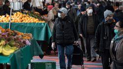 La fermeture des marchés de Paris