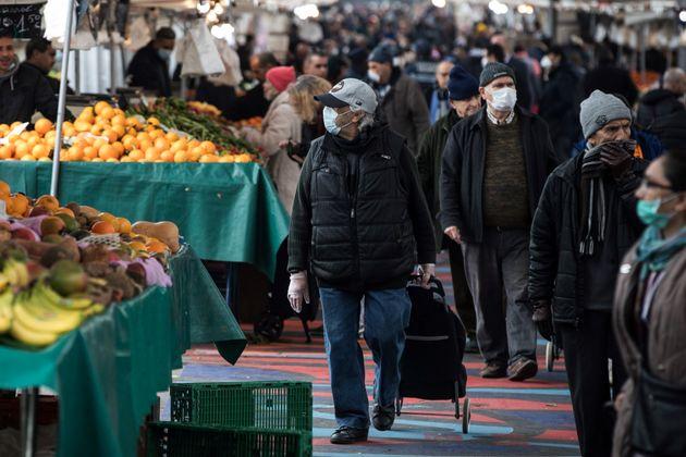 La fermeture des marchés de Paris n'est