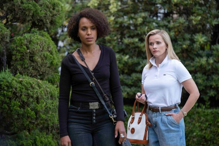 """Kerry Washington and Reese Witherspoon in """"Little Fires Everywhere."""""""