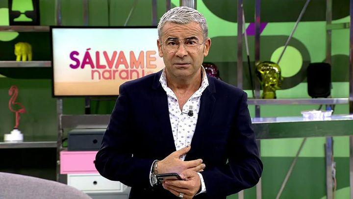 Jorge Javier Vázquez, presentador de 'Sálvame'.
