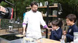 """Dans """"Top Chef"""", Adrien décide """"d'entuber"""" un peu les enfants pour avoir la"""