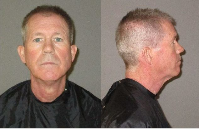 LeRoy Stotelmyer, 60, was arrested for impersonating a law enforcement officer just days after he was arrested for the exact
