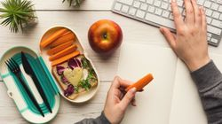 How To Eat Healthy While Working From