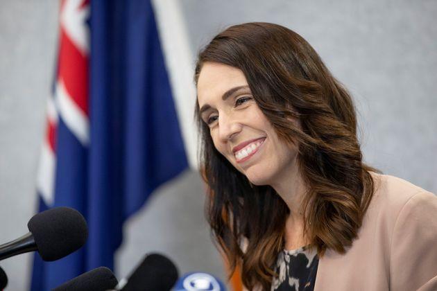 Jacinda Ardern, primeira-ministra da Nova