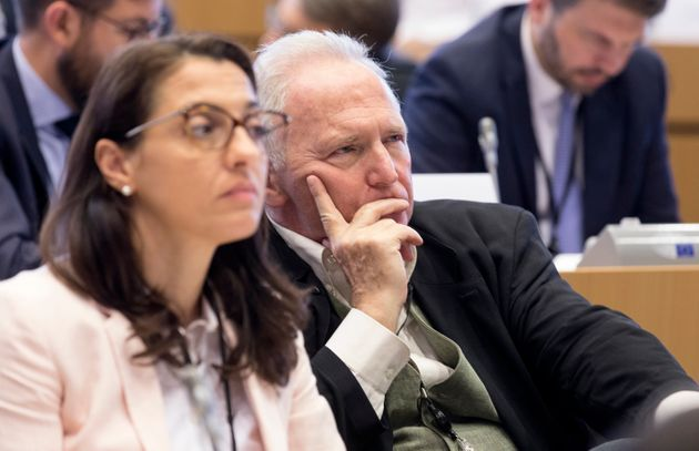 BRUSSELS, BELGIUM - SEPTEMBER 4: Member of the European Parliament (Group of the Progressive Alliance...
