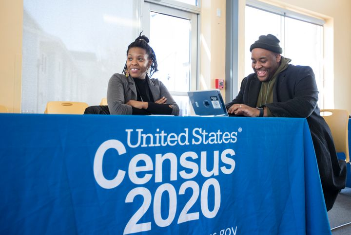The U.S. Census Bureau still plans on sending workers to collect information from non-responders beginning in late May.