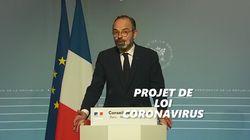 Edouard Philippe détaille les mesures du projet de loi
