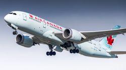 COVID-19: Air Canada suspend «la majorité» de ses