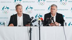 Australia's Plans To Get Athletes To Tokyo Olympics 'Coronavirus