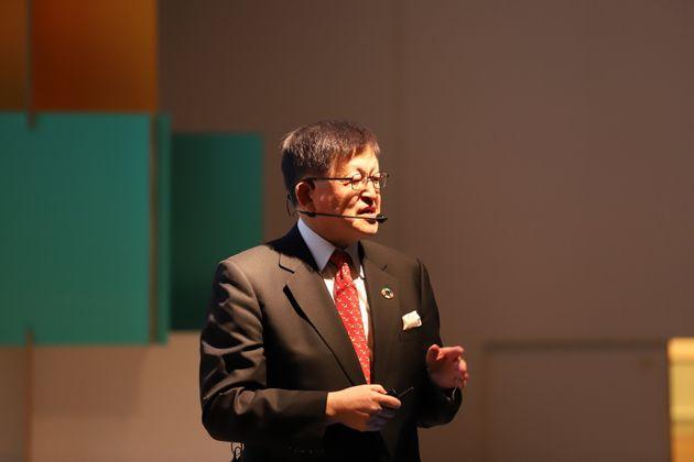「未来まちづくりフォーラム」実行委員会 実行委員長 笹谷