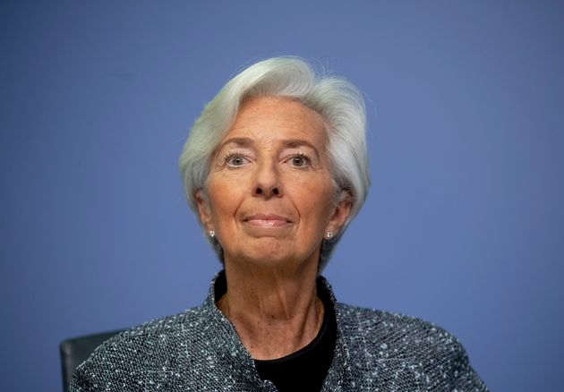 Λαγκάρντ: Ενεση ρευστότητας 750 δισ. από την ΕΚΤ. «Θα υπερασπιστούμε χωρίς όρια το