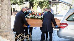 이탈리아에서 코로나19 검사도 못 받은 사망자가 급증하고