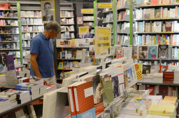 Toutes les librairies de France sont actuellement fermées avec les mesures de confinement. (photo