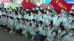 China registra su primer día sin nuevos contagios locales por
