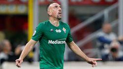 Franck Ribéry fait un don de 50.000 euros pour aider les hôpitaux en