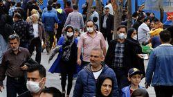 '이란에서는 10분에 한 명씩 코로나19로 사람들이 사망하고