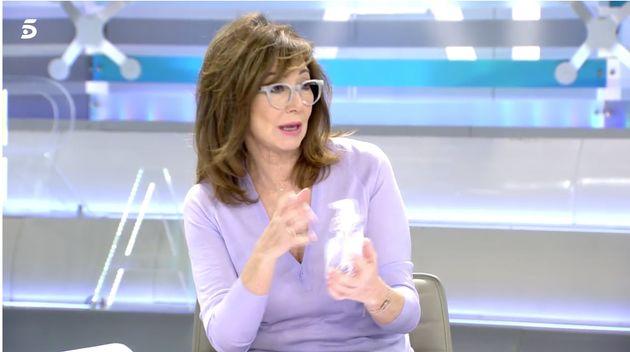 Ana Rosa Quintana, el 19 de marzo de 2020 en su