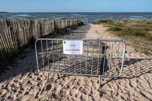 De nombreuses plages ferment en France dans le cadre de la lutte contre la propagation du