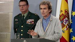 España registra 767 fallecidos con coronavirus tras sumar 169 en las últimas 24