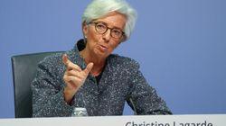 Il risveglio di Christine Lagarde soccorre