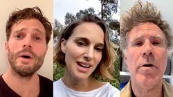 Insieme, per dire che andrà tutto bene: le star di Hollywood riunite cantano