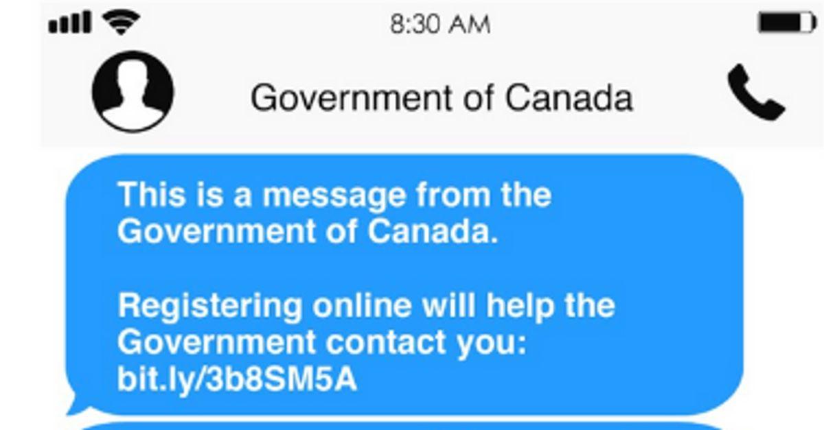 ワイヤレスキャリアパートナーシップのおかげで、テキストを介してカナダにコロナウイルス情報を送信する政府