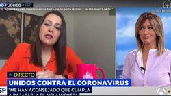 Susanna Griso descoloca a Inés Arrimadas con este comentario sobre su embarazo y el