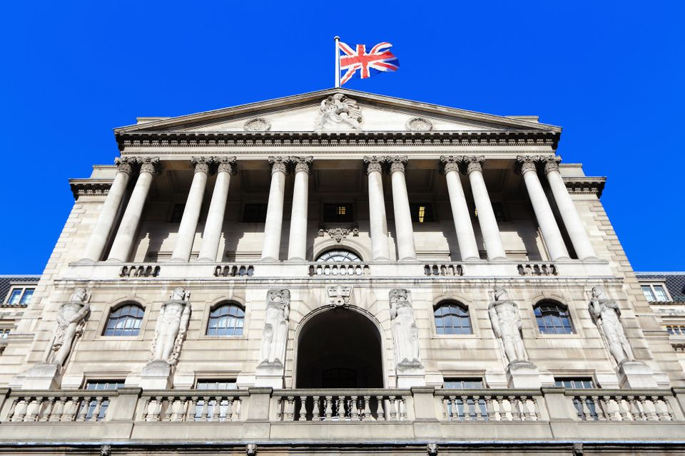 Interest rates have fallen to