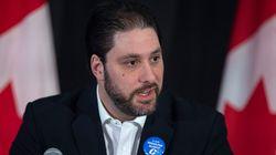Parti conservateur: le seul Québécois dans la course à la chefferie