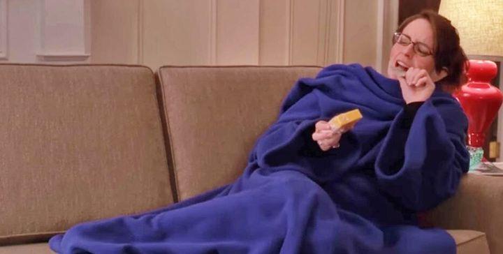 """Tina Fey as Liz Lemon in """"30 Rock."""""""