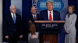 Τραμπ: Εγκρίθηκε η χρήση υδροξυχλωροκίνης κατά του