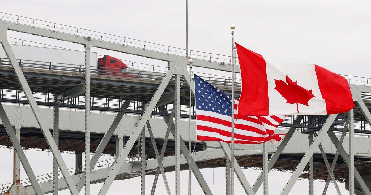 カナダと米国の国境閉鎖は週末までに実施される可能性が高いとトルドーは言う