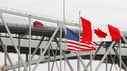 Canada-U.S. Border Closure Likely In Place By Weekend, Trudeau
