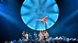 Le Cirque du Soleil met à pied 95% de ses